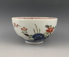 Japanese Arita porcelain bowl. (c. 1700 Arita)