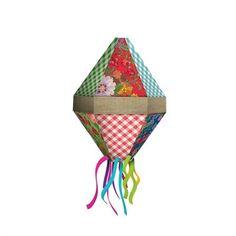 Enfeite Balão Festa Junina 05 unidades Festcolor