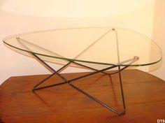 Table basse Design vers 1950