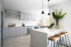 3 birds renovations cool kitchen
