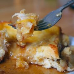 Pineapple Rum French Toast - Infused with coconut milk, this pineapple rum french toast makes the perfect breakfast recipe.