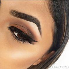 Love this look @krishkreations  grand glamor lashes.  _____  #vegasnaylashes #vegas_nay