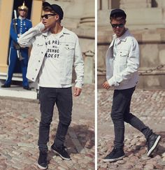 Light in my darkness, peace for my soul. (by Andreas Wijk) http://lookbook.nu/look/4297557-Light-in-my-darkness-peace-for-my-soul
