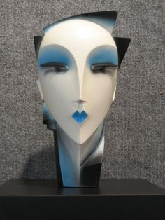 Lindsey B Myng Sculpture 1984