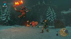 The Legend of Zelda™: Breath of the Wild screenshot 11