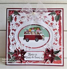 3d Cards, Marianne Design, Banners, Christmas Cards, Frame, Kittens, Winter, Home Decor, Die Cutting