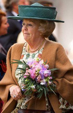 Princess Beatrix, May 31, 2013 | The Royal Hats Blog