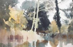 Edward Seago - watercolour