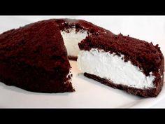 Χωρίς μαγείρεμα! Κέικ με γιαούρτι | Εξαιρετικά νόστιμο! # 354 - YouTube My Recipes, Sweet Recipes, Baking Recipes, Cake Recipes, Dessert Recipes, No Bake Cookies, No Bake Cake, 3 Ingredient Cakes, Dessert Mousse