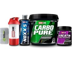 Hardline Carbopure Kreatin 1000 ml+ Shaker Mass Gainer, Whey Protein, Gym, Pure Products, Excercise, Gymnastics Room, Gym Room