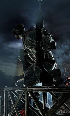 Call of Duty Ghosts - Keegan