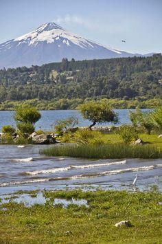 Volcán de Villarrica, Villarrica, Chile