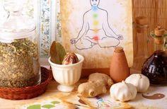 Πώς να χρησιμοποιήσετε τα βότανα για να θεραπεύσετε τα 7 Τσάκρα - Εναλλακτική Δράση