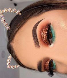Makeup Eye Looks, Eye Makeup Art, Glam Makeup, Skin Makeup, Eyeshadow Makeup, Makeup Tips, Eyeliner, Makeup Ideas, Beauty Makeup
