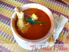 Kaq'-ik: Mayan Turkey Stew by The Foodies' Kitchen, via Flickr
