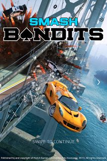 Smash Bandits na iOS