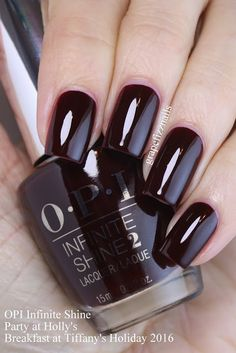 PRESS SAMPLES   Hello Dolls!     I have the new OPI Breakfast at Tiffany's Holiday 2016 Collection  to share with you today! There are 12...