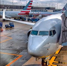 AA at gate A380 Aircraft, Cargo Aircraft, Airlines American, Commercial Plane, Cabin Crew, Air Travel, Real Beauty, Airports, Spacecraft