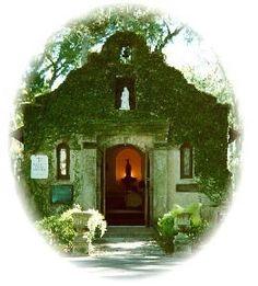Mission of Nombre de Dios and Shrine of Our Lady of La Leche - St. Augustine, Florida