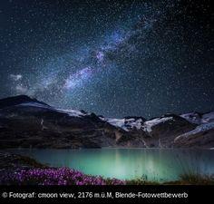 © Fotograf: cmoon view, 2176 m.ü.M, Blende-Fotowettbewerb