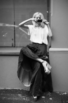 Hanne Gaby Odiele. Dries by day.