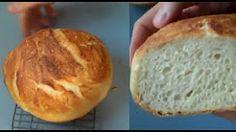 Best No Knead Bread Recipe - YouTube