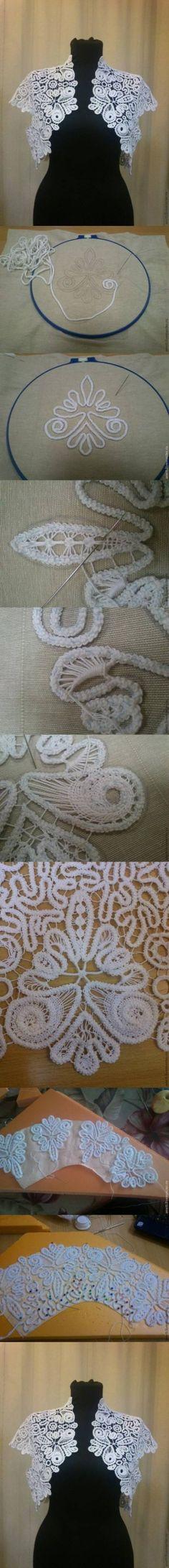 DIY Roemeense Kant DIY Roemeense Lace door diyforever