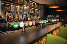 The new bar!