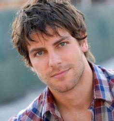 David Giuntoli - lead actor in TV Show Grimm