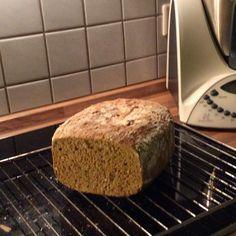 Rezept Dinkel Vollkorn Brot mit Möhren von bikechick - Rezept der Kategorie Brot & Brötchen
