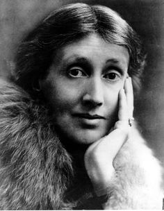 "Virginia Woolf, fiction writer and essayist: ""For most of history, Anonymous was a woman."""
