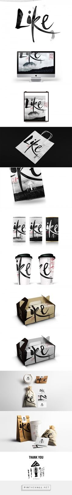Like Branding and Packaging by 54yonco on Behance | Fivestar Branding – Design and Branding Agency & Inspiration Gallery