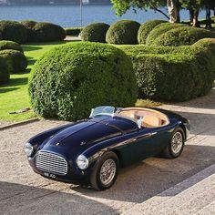 Exotica 1950 Ferrari 166 MM Touring Barchetta