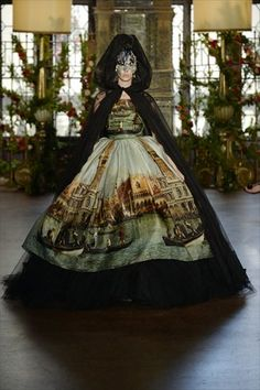 Dolce & Gabbana's Alta Moda show dazzles - LIFE - Globaltimes.cn