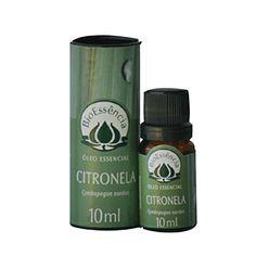 Óleo Essencial de Citronela BioEssência - 10ml
