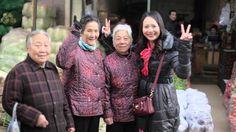 Xian with Ching He Huang and Wendy Wu Tours