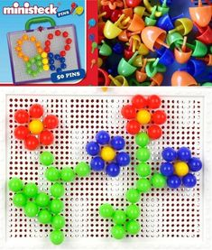 Ministeck – Ministeck – – Best Baby And Baby Toys Childhood Memories 90s, 1970s Childhood, Childhood Games, 90s Toys, Retro Toys, Vintage Toys, Good Old Times, The Good Old Days, Sweet Memories
