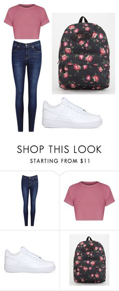 """Bella Inspired"" by bethany-franco on Polyvore featuring NIKE and Vans"