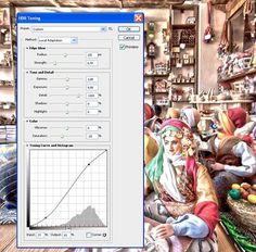 Photoshop CS 5 ile HDR Oluşturmak Hdr, Lens, Photoshop