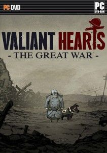 Valiant Hearts The Great War Review: Valiant Hearts is one of only few to look at the first World War. It is a studied depiction, but one in which you rarely shoot a gun. It is a puzzle adventure that is much more interested in how people are affected by the such terrible events than recreating the violence. It occasionally get too bogged down with historical trivia, but overall it is a stylish and sincere adventure with a big heart.