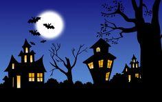 Halloween-Nacht wallpapers