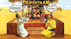 Filmistaan vaasiyon ke dil aur dimaag par sirf #PK ke teaser ka bhoot sawar hai! #PKMania