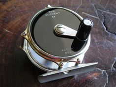 """Alchemy Reel Model 44 """"Limited Silver-Plated"""""""