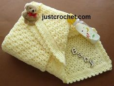 Free baby crochet pattern for scooped edged shawl. http://www.justcrochet.com/scooped-edge-shawl-usa.html #justcrochet #patternsforcrochet