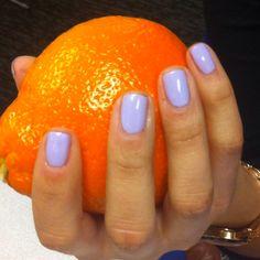 I need this color! Laura Mercier Lavender Cloud Nail Polish. Color of the summer!