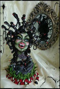 Medusa Gorgon  by Emanuela