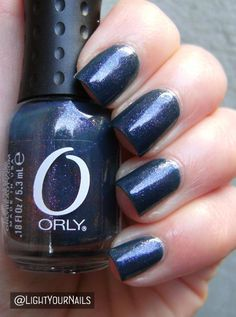 Orly High on Hope #orly #smalto #nails