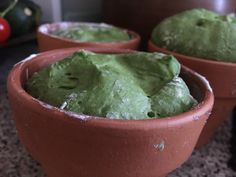 Grünes Kräuterbrot