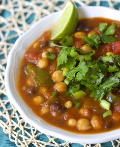 I'm sure you're busy getting ready for the holidays next week. I want to give you a wonderful recipe that's easy enough to make tonight and you can eat on it until Christmas. Allyson Kramer's Pumpkin Chickpea Chili from Great Gluten-Free Vegan Eats is filled with some of my favorite ingredients. Don't have time to go …