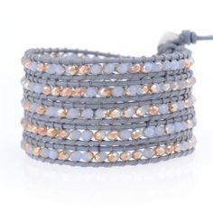 Love this bracelet, perfect for summer with a maxi or sun dress